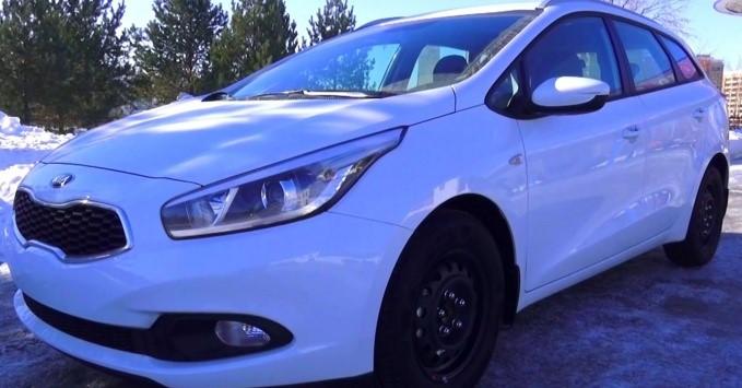 Обзор автомобиля киа сид 2015