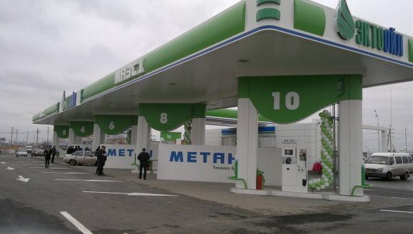 Установка ГБО на метане