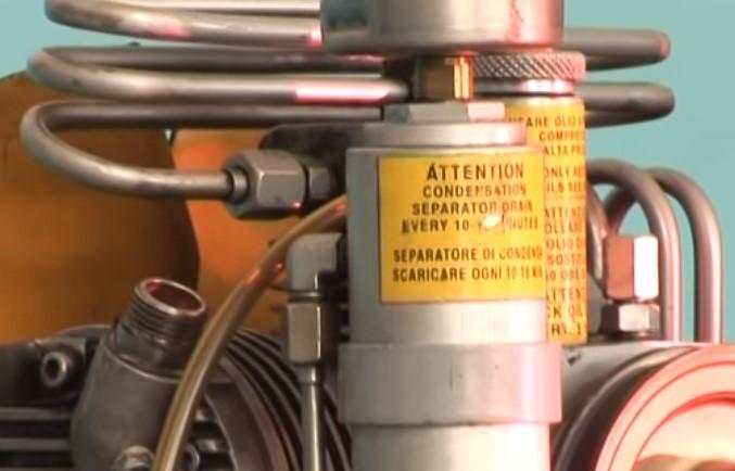 Заправка метаном в домашних условиях