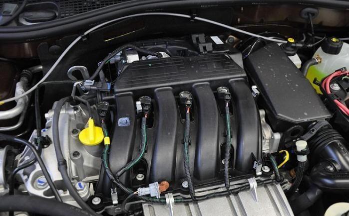 Двигатель Рено Дастер 2.0