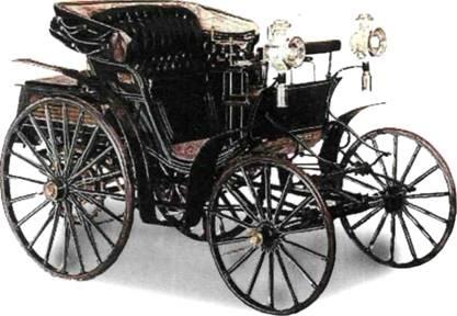 Самые первые марки автомобилей
