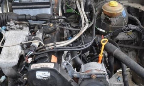 Двигатели Ауди 100 характеристики