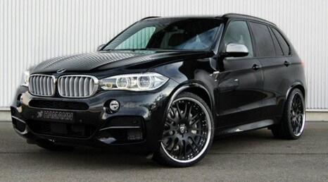 BMW X5 кузова