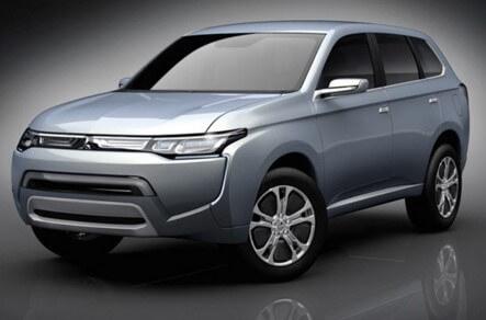 Mitsubishi Outlander Xl 2012