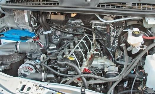 Ремонт двигателя «Камминз» (дизель) на Газели