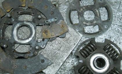 Замена диска сцепления ВАЗ