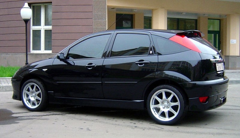 Особенности автомобилей Ford Focus 1 поколения