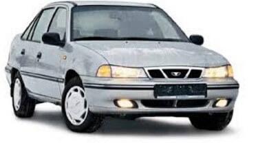 Недорогой узбекский автомобиль Daewoo Nexia