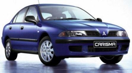 Общий обзор автомобиля Mitsubishi Carisma