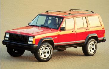 Отличительные черты автомобилей Jeep Grand Cherokee