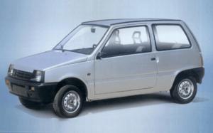 Автомобиль ВАЗ-11113 Ока