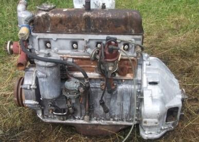 Замена двигателя на УАЗ