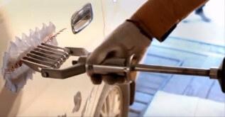 Споттер для рихтовки авто