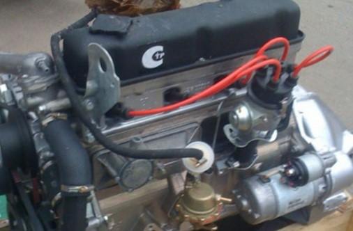 Двигатель УАЗ 421