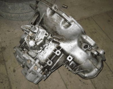Ремонт Opel Vectra B Трансмиссия