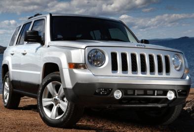 Jeep Liberty второго поколения