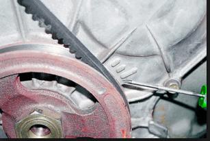 Проверка люфта подшипника ступицы колеса ауди-80