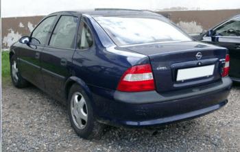 Opel Vectra B: технические характеристики