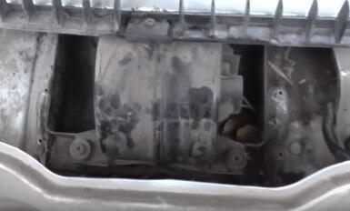 Печка дует холодным воздухом ВАЗ 2110, ВАЗ 2114