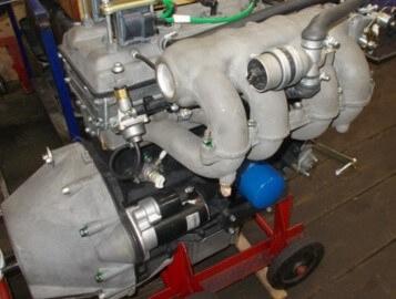 ГАЗ 3110 Волга двигатель 406 инжектор