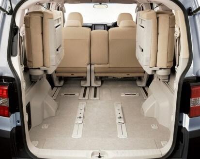 Mitsubishi Delica: технические характеристики