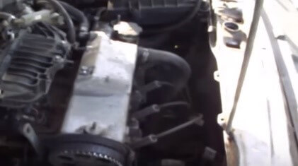 Замена р/вала ВАЗ 2114 (8 клапанов)