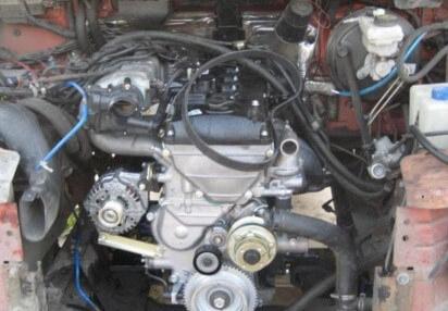 Замена двигателей УМЗ 4216