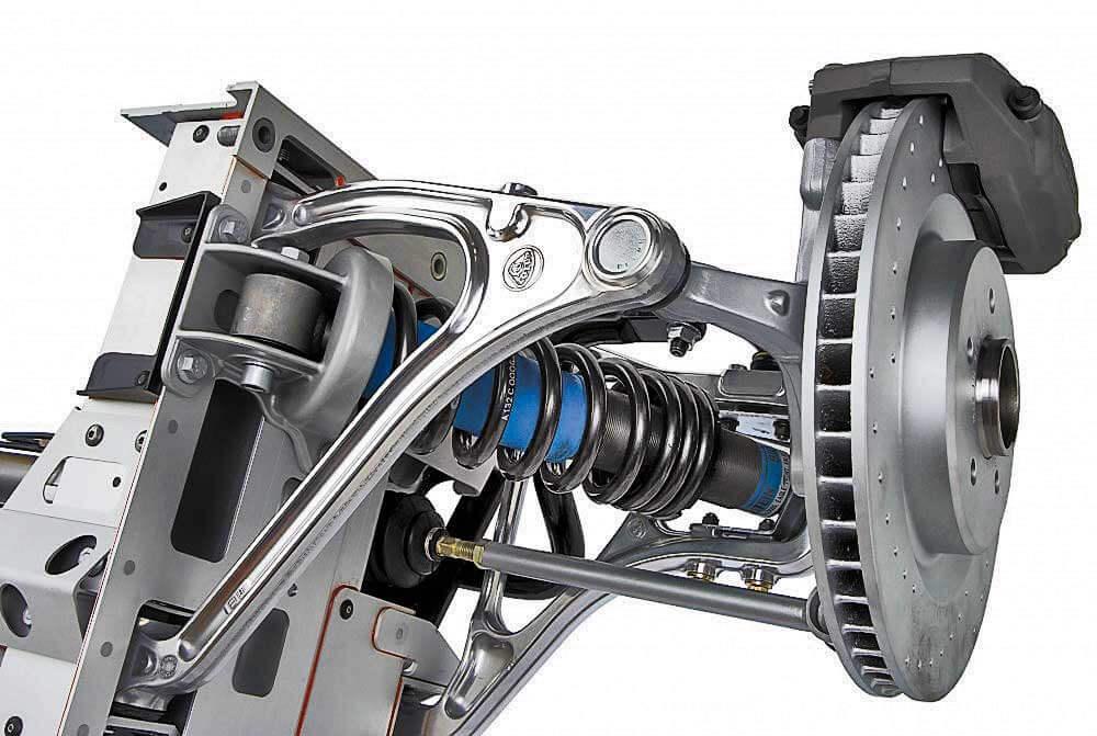 Ходовая часть автомобиля: диагностика и ремонт