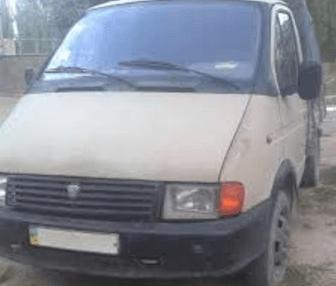 Полуторатонный грузовик ГАЗ-3302
