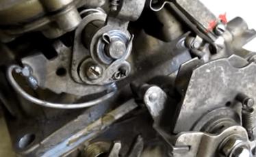 Проблемы с карбюратором при установке газового оборудования