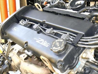 Бензиновые двигатели Ford
