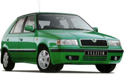 Skoda Felicia 1996, 1997, 1998: отзывы, технические характеристики