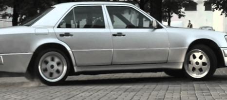 Мерседес W124 E500