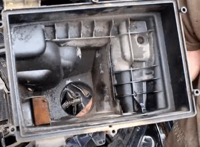 Замена воздушного фильтра форд фокус 2