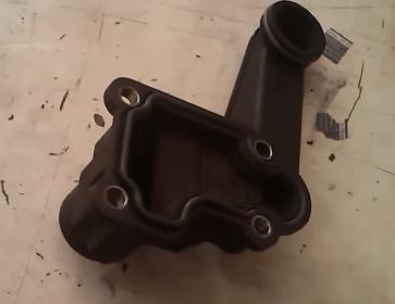 Вентиляция картерных газов авто семейства Ауди/ Фольксваген