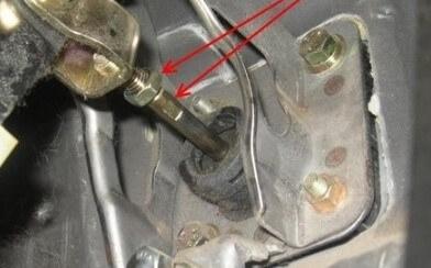 Регулировка сцепления на автомобилях Хендай
