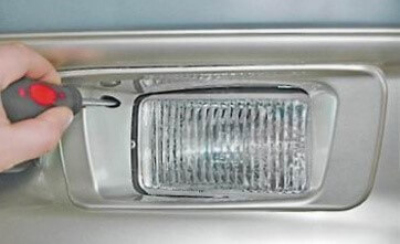 Как отрегулировать противотуманные фары на авто ВАЗ 2110