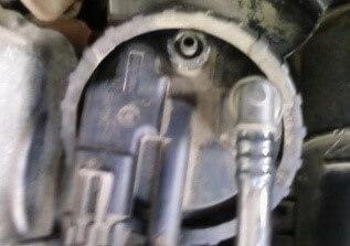 Замена фильтра тонкой очистки на дизеле Ford Focus 2