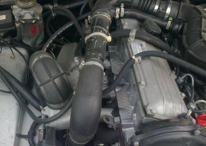 Расход топлива Chevrolet Niva с дизельным мотором 1.9 TD