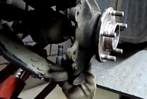 Замена передней ступицы Ford Focus 2 рестайлинг
