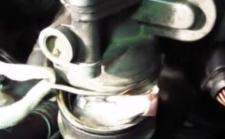 Чистка клапана EGR на автомобилях Шкода