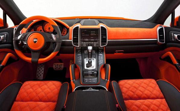Тюнинг салона автомобиля – перетяжка кожей