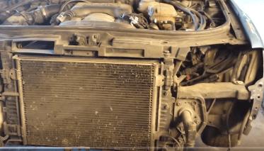 Замена ремня ГРМ на двигателе 2.4 л (бензин)