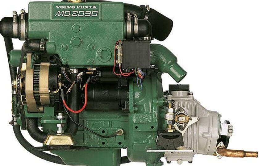 Технические характеристики и обслуживание двигателей Volvo Penta