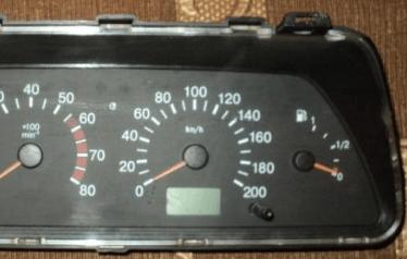 Почему не работает спидометр на ВАЗ 2110 инжектор