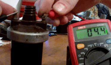 Проверка катушки зажигания мультиметром
