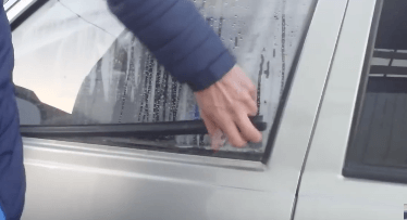 Открываем дверь без ключа Daewoo Nexia