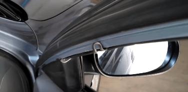 Установка тонировочных сеток на передние стекла
