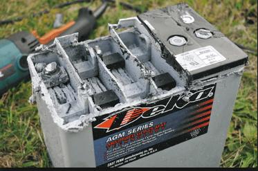 Как поднять плотность электролита в обслуживаемом аккумуляторе