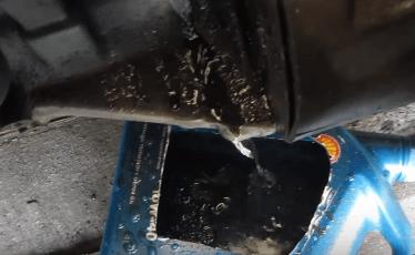 Мягкая промывка радиатора охлаждения